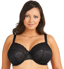 Rose Bandless Underwire Bra