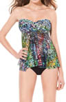 Profile Aztec Fly Away Haltini Swim Top