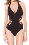 Gottex Kenya Side Cut Out One Piece Swimsuit 12-2042