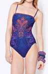 Gottex Classic Square Neck One Piece Swimsuit 14IP070
