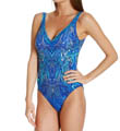 Gottex KOH Phangan V Neck Tank One Piece Swimsuit 14KH151