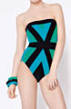 Gottex Classics Kira Bandeau One Piece Swimsuit 14KI070
