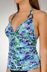 Profile Blue Lagoon Haltini Swim Top