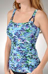 Profile Blue Lagoon Tankini Swim Top