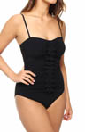 Gottex Profile Rapture Bandeau Soft Cup Swimsuit 53-2021