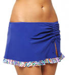 Gottex Profile Spring Awakening Skirted Swim Bottom 54-1P92