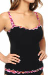 Gottex Profile Watercolor Tri Colore Underwire Swim Top 7-1D18A
