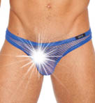 Gregg Homme No Doubt All Mesh Thong 110224