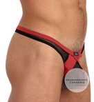 Gregg Homme X Rated Maximizer Thong 85004