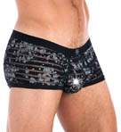 Glam Boxer Briefs 1 Inch Inseam