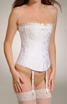 Grenier Satin Jacquard Corset 6122w