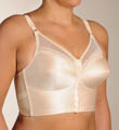 Grenier Front Close Soft-cup Longline Bra 7377