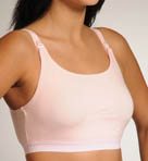 Grenier Cotton/Lycra Molded Nursing Bra 8194