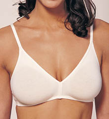 Grenier Molded Soft Cup Cotton Bra