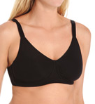 Grenier Extreme Comfort Cotton No-Wire Molded Full Cup Bra 8567