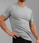 Grigioperla Comfort Line V-Neck T-Shirt C548019