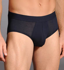 Skin Nero Perla Medium Brief