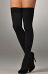 Silk Reflections Blackout Thigh Highs