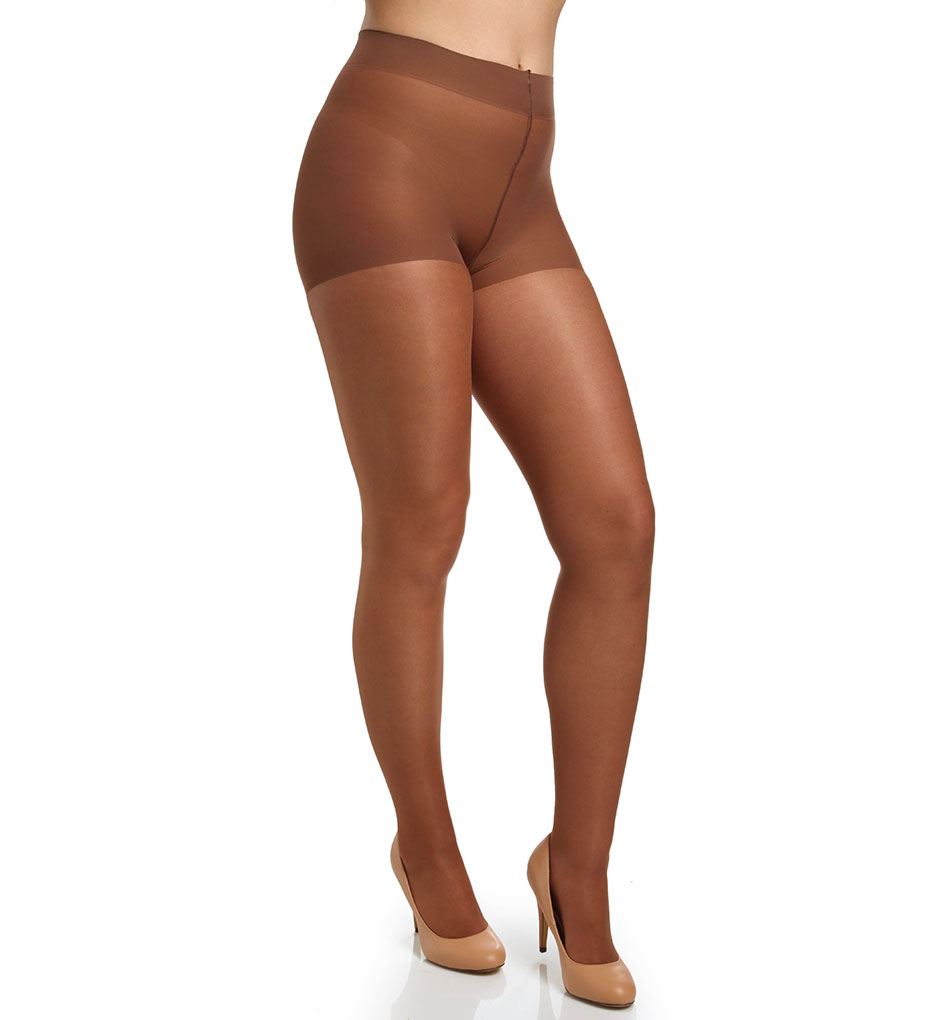 Hanes silk reflections waist smoother pantyhose