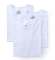 Hanes Big Man Crew T-shirt 3 Pack 2135X