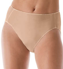 Body Creations Microfiber Hi Cut Panties 3-Pack