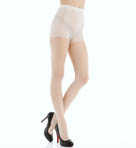 Silk Reflections Control Top Sandalfoot Tights