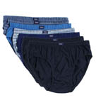 Hanes ComfortSoft Waistband Sport Briefs 7 Pack 7550C7