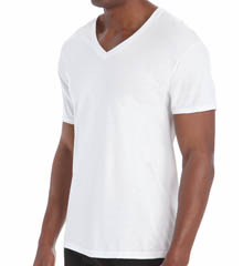 V-Neck T-Shirt 3 Pack