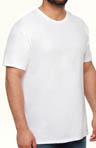 Hanes Tall Crewneck T-Shirt 2 Pack 9856W2