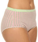 Hanes Cotton Brief 3-Pack Panties D40L