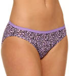 Hanes Cotton Bikini 3-Pack Panties D42L