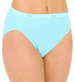Cotton Hi Cut Panties - 3 Pack Image