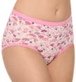 Comfort Soft Cotton Stretch Low-Rise Panty - 3 PK Image