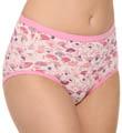 Comfort Soft Cotton Stretch Low-Rise Panty - 3 PK Image