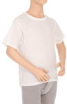Hanes Boys Crew Neck T-Shirt - 4 Pack MC21P4