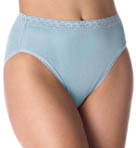 Nylon Hi Cut Panties - 5 Pack