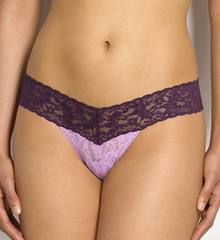 Hanky Panky Color Play Low Rise Thong 3510