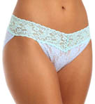Signature Lace Colorplay V-kini Panty