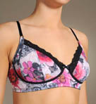 Hanky Panky Persian Floral Glam Bralette Bra 417542