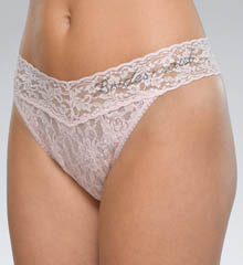 Bridesmaid Original Thong