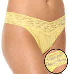 Hanky Panky Happy New Year Crystals Original Rise Thong 4811HNY
