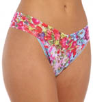 Hanky Panky Original Rise Pattern Thongs 4811P