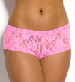 Hanky Panky Stretch Lace Boyshort Panties 4812