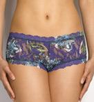 Pattern Boyshort Panty Image