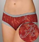 University of Alabama Boyshort Panty