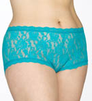 Hanky Panky Plus Size Boyshort Panty 4812X