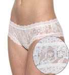 "Hanky Panky Bridal ""I DO"" Cheeky Hipster Panty 482251"