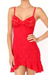 Hanky Panky Signature Lace Ruffle Chemise 485534