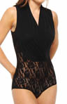 Hanky Panky Signature Lace Draped Bodysuit 488354