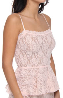 Signature Lace Peplum Camisole